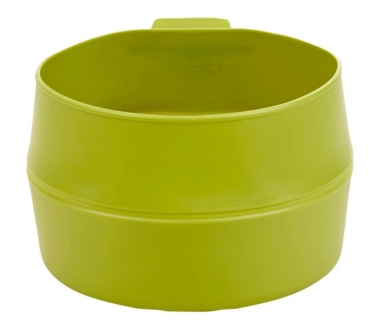 WILDO Sweden AB FOLD-A-CUP 600ml - TPE - LIME