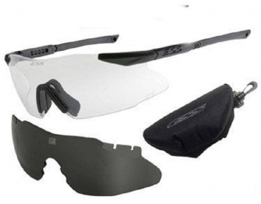 ESS ICE 2.4 Interchangeable Component Eyeshield Brille