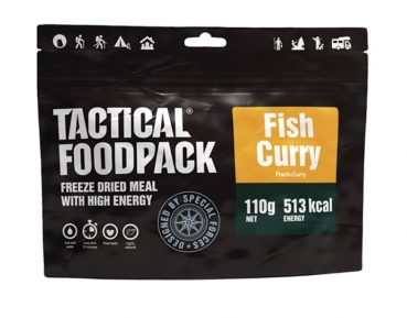 TACTICAL FOODPACK® FISH CURRY