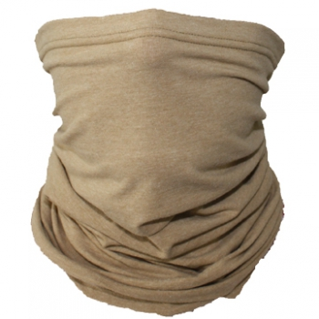 US Marines USMC Army Gaiter Neck Coyote Tan