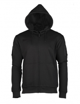 TACTICAL KAPUZENJACKE BLACK