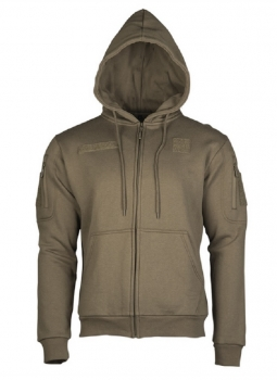 TACTICAL KAPUZENJACKE RANGER GREEN