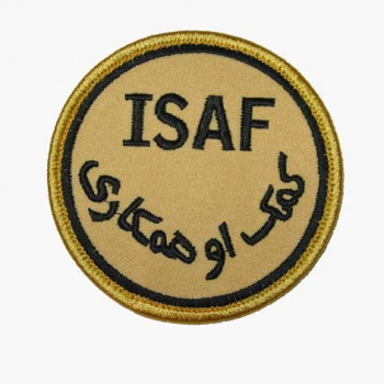 AFGHANISTAN NATO SECURITY ASSISTANCE FORCE ISAF TAN