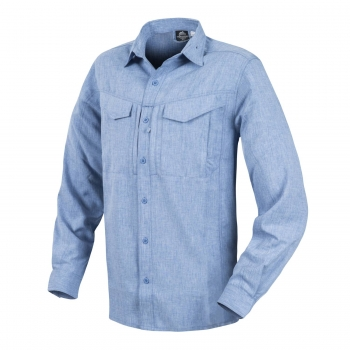 Helikon Tex DEFENDER Mk2 Gentleman Shirt® - Melange Light Blue