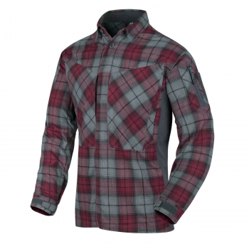 Helikon Tex MBDU Flannel Shirt® - Ruby Plaid