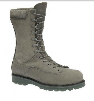 MATTERHORN Insulated Lace to Toe Field Goretex Boot with Non-Metallic Safety Toe SAGE GREEN