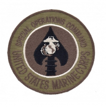 USMC Marsoc Special Operations Command Velcro patch