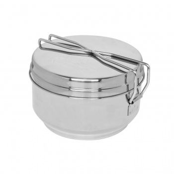 Helikon Tex Mess Tin - Stainless Steel - Steel