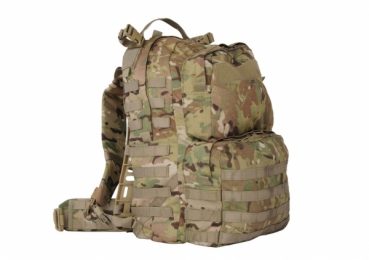 US Army OCP OEF MULTICAM MOLLE II 3 DAY MEDIUM PACK with FRAME