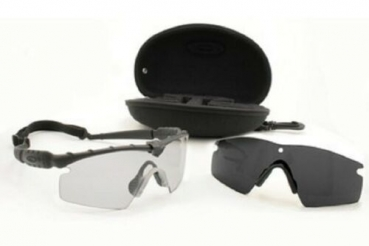 Oakley SI Ballistic M Frame 2.0 Array Strike Black Grey / Clear