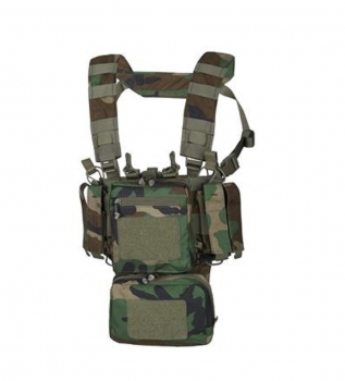 Helikon-Tex Training Mini Rig® (TMR) US Woodland Camouflage