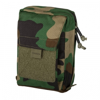 Helikon Tex URBAN ADMIN Molle Pouch® Cordura® US Woodland Camouflage