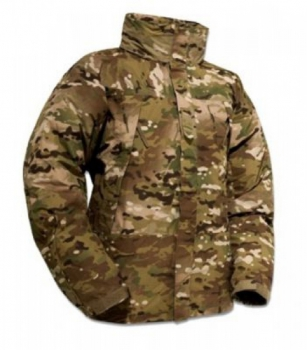 US Army OCP SCORPION APCU Level VI Extreme Wet Cold Weather Goretex Jacket