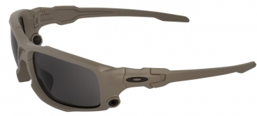 Oakley SI Ballistic Shocktube Terrain Tan / Grey