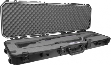 Plano All-Weather Wheeled Rifle Case mit Schloss 52""