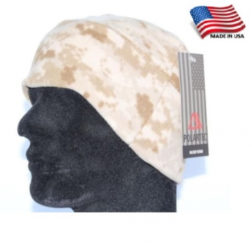 US Marine Corps PT POLARTEC Desert Digital watch cap