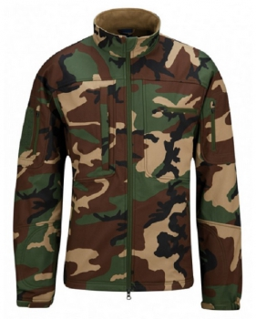 PROPPER BA Softshell Jacket woodland camouflage