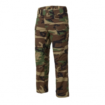 HELIKON-TEX URBAN TACTICAL PANTS UTP RIPSTOP US Woodland Camouflage