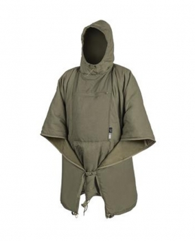 Helikon Tex SWAGMAN ROLL® Poncho - Climashield® Apex 67g - Adaptive Green