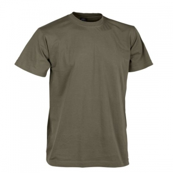Helikon Tex T-Shirt - Cotton - Oliv Green