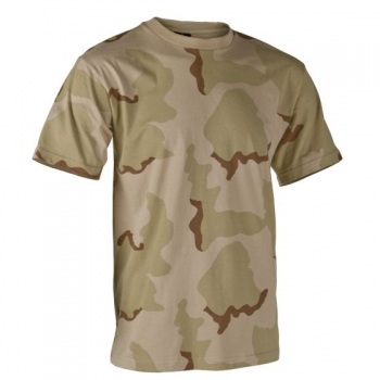 Helikon Tex T-Shirt - Cotton - US Desert Camouflage