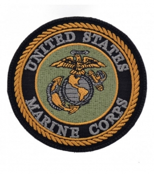 United States Marine Corps Velcro patch