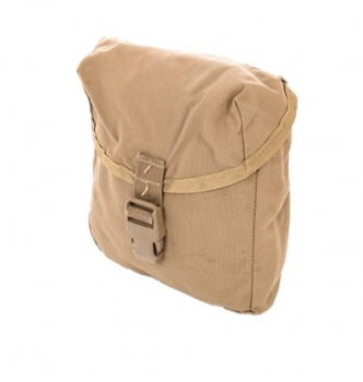 US Army MOLLE First Aid IFAK Pouch Coyote brown