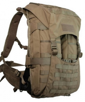 EBERLESTOCK Warhammer Pack coyote brown