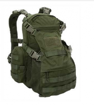 Warrior Assault Helmet Cargo Pack Oliv