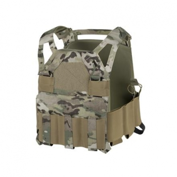 Direct Action® HELLCAT LOW VIS PLATE CARRIER® - Cordura® - Multicam®
