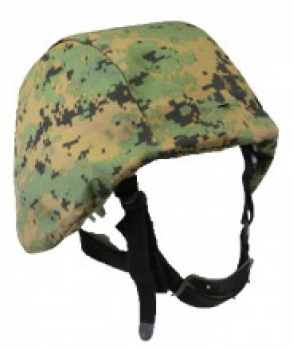 US NYCO PASGT Woodland Digital Helm Cover