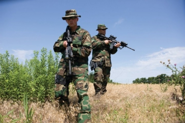 Bekleidung & Schutzausrüstung US Army FR OCP Multicam ACU camouflage Tarnanzug Hose Jacke MS Medium Short