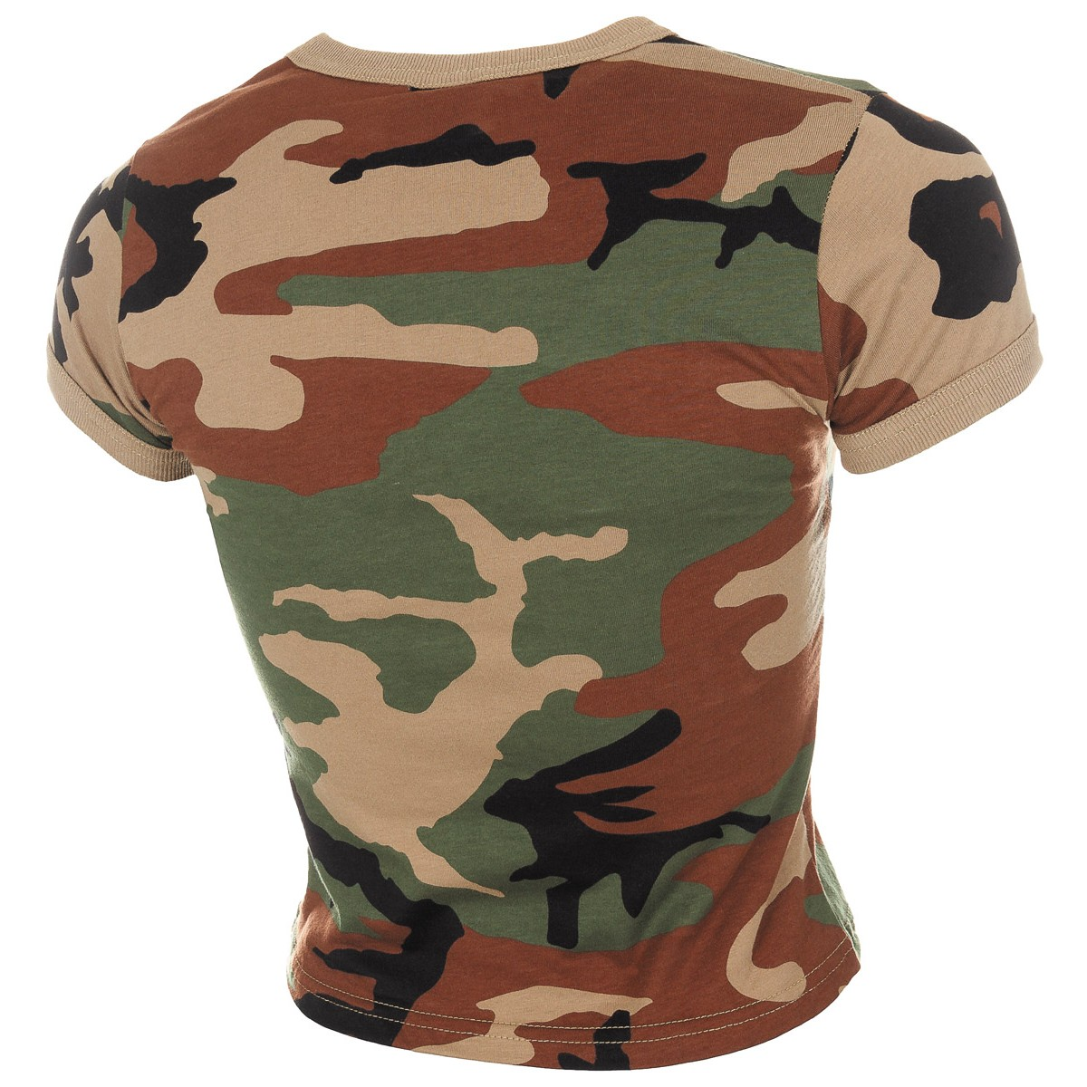 Camouflage Shirt Damen
