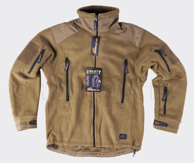 helikon tex fleece jacken liberty jacket