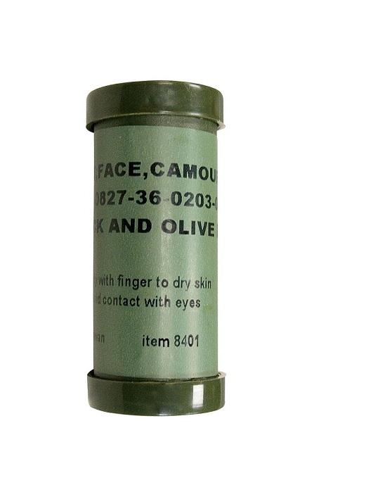 US Army NATO Camo Paint Stick Tarnstift camo woodland camouflage