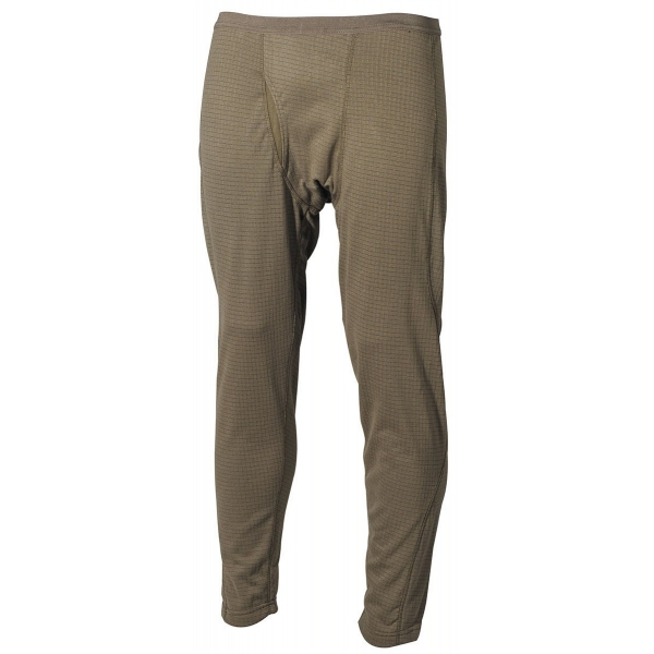 US Level II GEN III Long Sleeve Underwear Unterhose lang oliv
