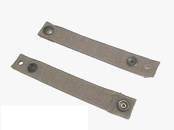 US Army MICH ACH PASGT HELMET GOGGLE RETENTION STRAPS Foliage Green