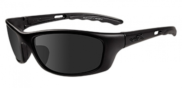 BLACK OPS P-17 OUTDOORS ACTIVE GREY LENS MATTE BLACK FRAME