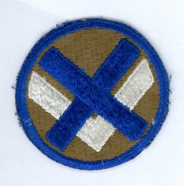 XV Corps Uniform Abzeichen patch WWII