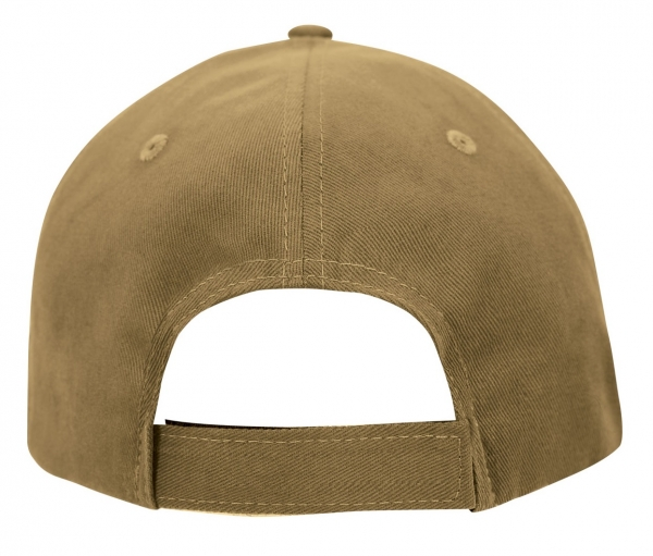 USMC Globe and Anchor Low Pro Cap Coyote