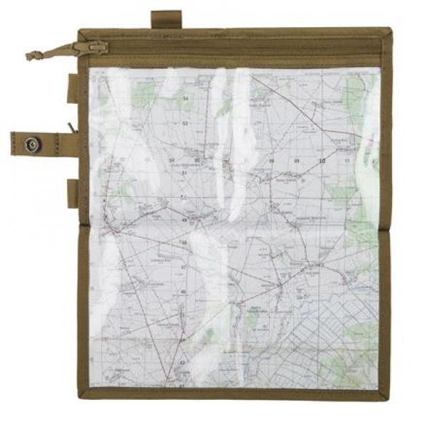 HELIKON TEX Map Case - Oliv Green