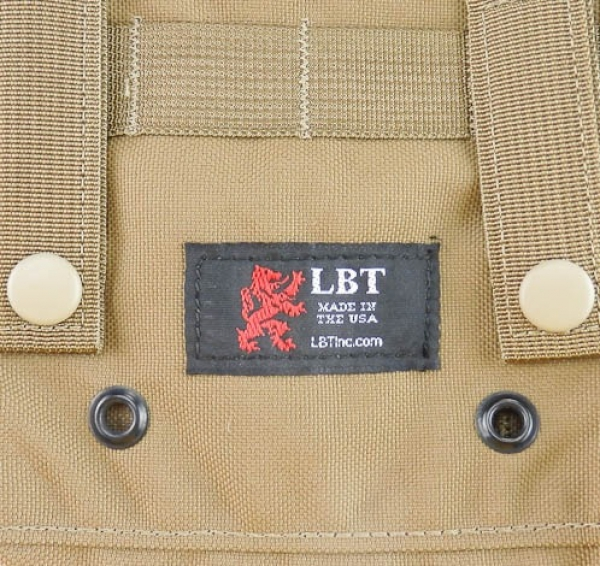 London Bridge Trading  LBT 6080A MOLLE Modular Hydration Pouch coyote brown mit Bladder