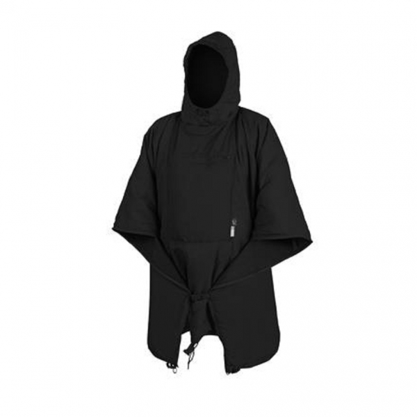 Helikon-Tex SWAGMAN ROLL® Poncho - Climashield® Apex 67g - Black