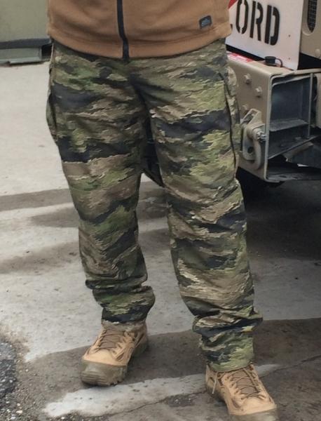 PROPPER US ACU A-TACS FG Army pants ATACS camo Hose Military Tarnhose Trousers