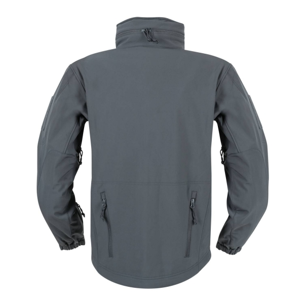Helikon Tex GUNFIGHTER Jacket - Shark Skin Windblocker Mud Brown