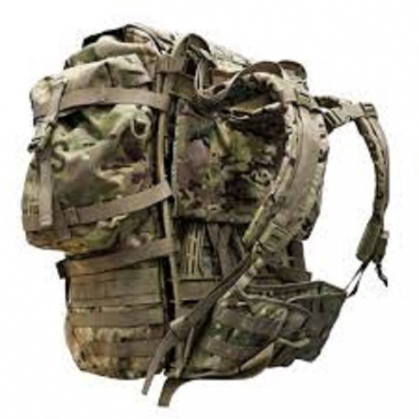 US Army Molle II Modular Lightweight Load Carrying Equipment Rucksack Multicam