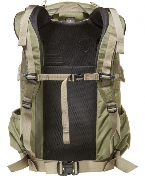 Mystery Ranch 2 Day Assault Pack Forest Green