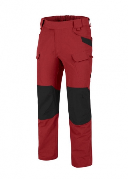 Helikon-Tex OTP OUTDOOR TACTICAL PANTS Crimson Sky/Black