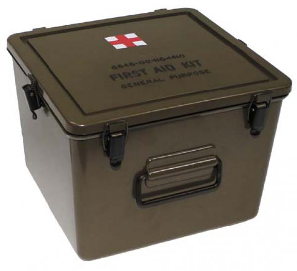 us military transportbox first aid kit kunststoff army box kiste wasserdicht ebay. Black Bedroom Furniture Sets. Home Design Ideas