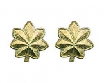 Major Officier Rank Oak Leaves